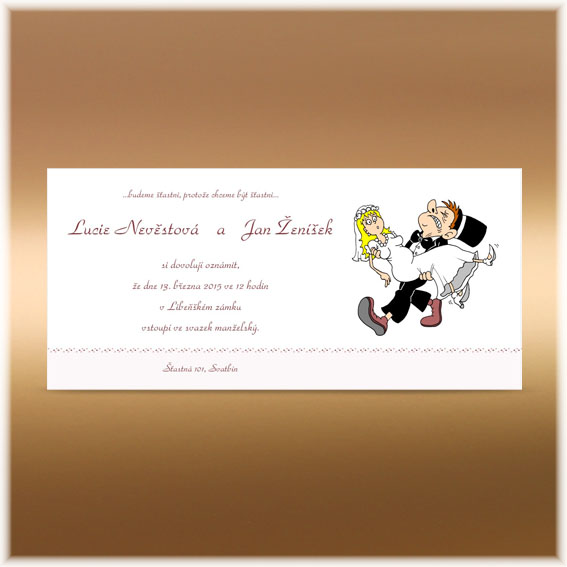 Funny pregnant bride Wedding Invitations