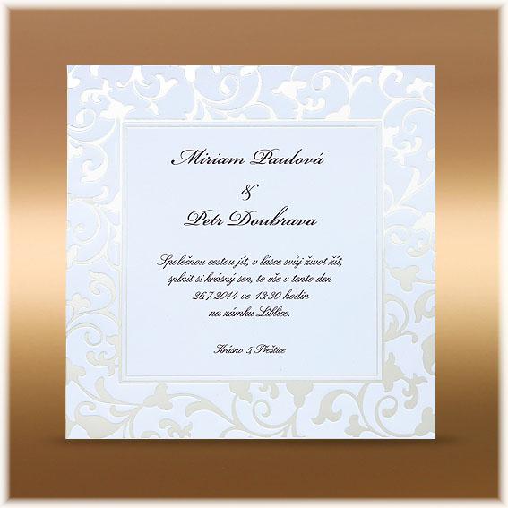 Classic cheap Wedding Invitations