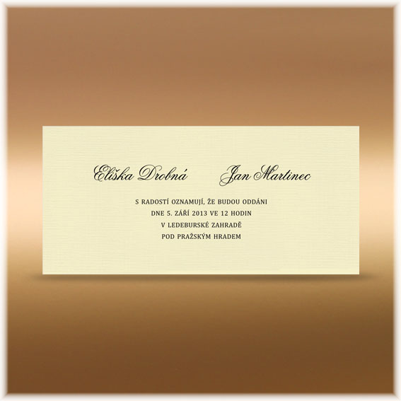 Cheap Wedding Invitation